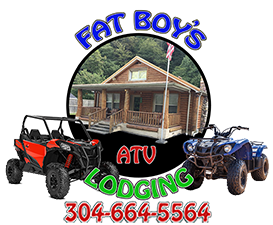 Fat Boys ATV Lodging Logo