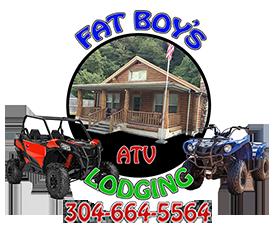Fat Boys ATV Lodging Logo
